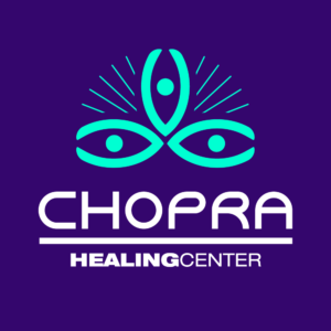 CHOPRA healing center Logo
