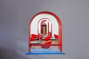 Arch details