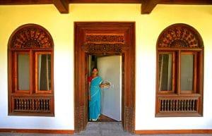 Karakudi Entrance