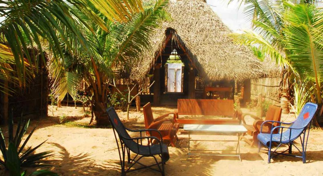 Dune eco village & spa - flower-house - Garden view