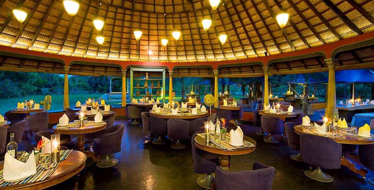 Restaurants Dune Eco Village Spa Hotel