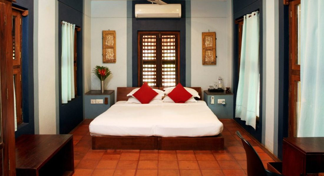 Dune eco village & spa - beach-house - bedroom