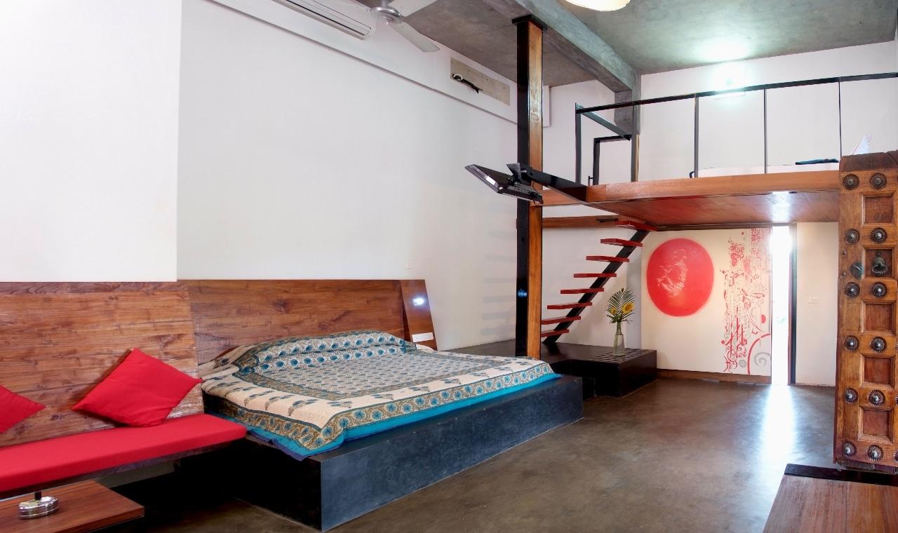 © Robert Huber Studio d'artiste 1 bedroom