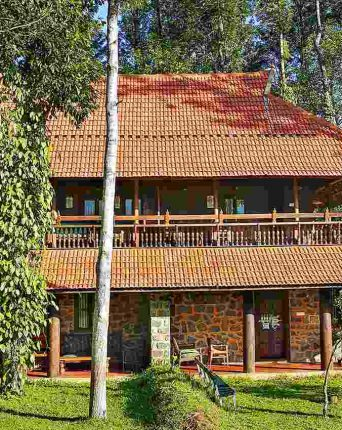 Welcome and Bienvenue at Dune Elephant Valley, near Kodaikanal, Eco Farm Hotel
