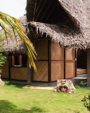 Eco Bungalow at Dune eco village and Spa